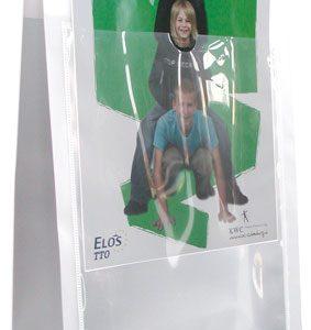 Plastic draagtassen
