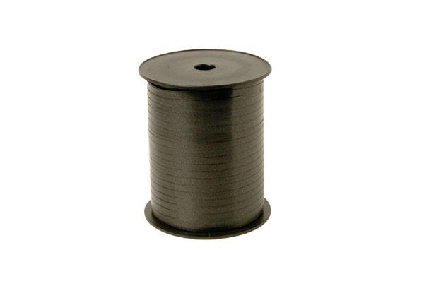 krullint mat zwart 5 mm